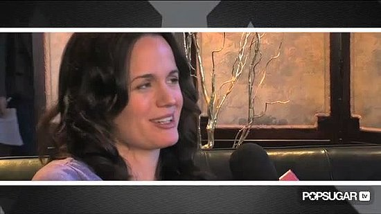 Video Interview With Elizabeth Reaser About Breaking Dawn, Homework, Sundance Film Festival