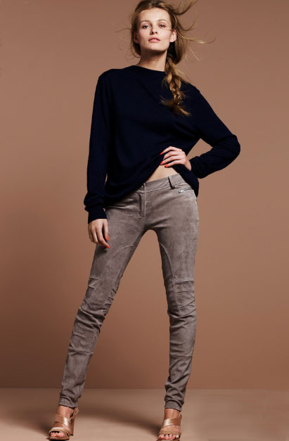J.Crew's Collection Lookbook Highlights Sequin Maxis, Suede Pants, and Denim Jumpsuits
