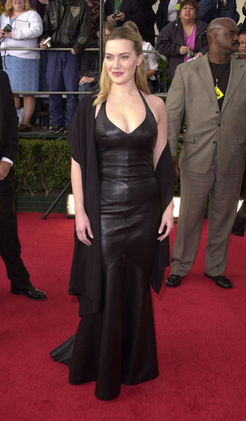 Kate Winslet at the 2001 SAG Awards