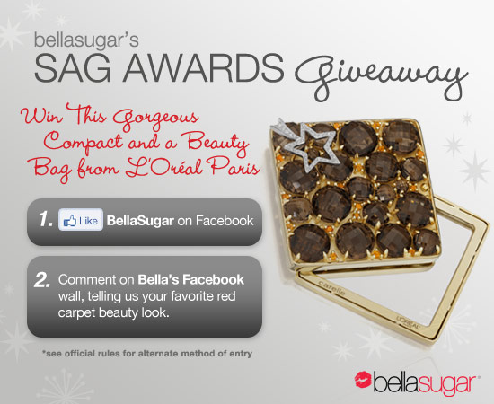 Today Only, Enter To Win a $3,200 Compact From L'Oréal Paris and BellaSugar!