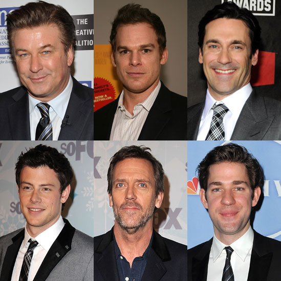 Which TV Guy Are You Most Excited to See at 2011 Screen Actors Guild Awards