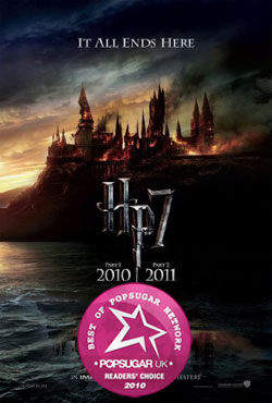 Harry Potter and the Deathly Hallows Part II Is The 2011 Event You're Most Excited About