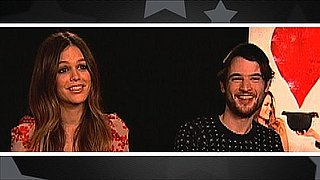 Video Interview With Rachel Bilson and Tom Sturridge For Waiting For Forever