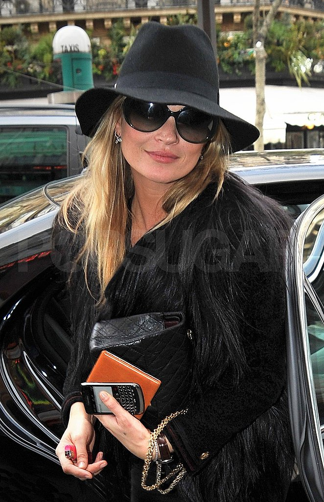 Kate Moss Is Reportedly Engaged —Again! See Her Ring!