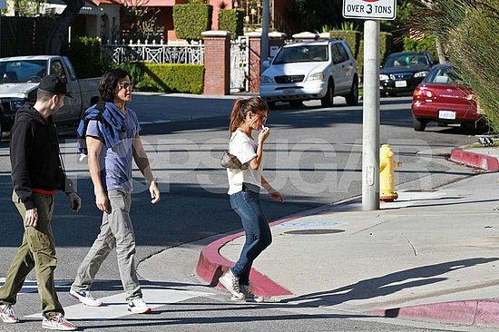 Pictures of Monica Cruz With Her Brother Eduardo and Boyfriend Alex Gonzales