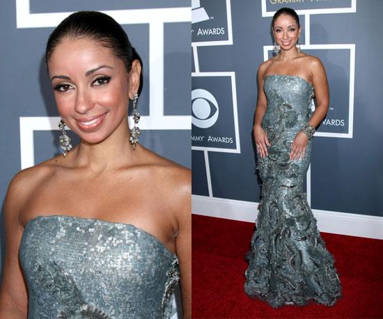 Mya Grammys 2011