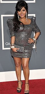 Shop Snooki's Dress From the 2011 Grammys