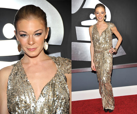 LeAnn Rimes Grammys 2011