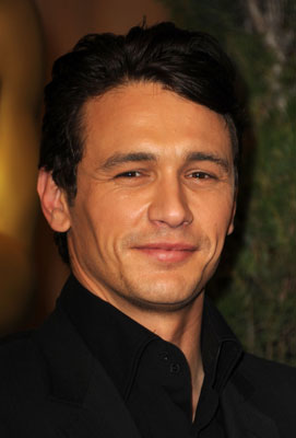 Pictures of James Franco at the 83rd Annual Academy Awards Nominees Luncheon 2011-02-07 14:50:00
