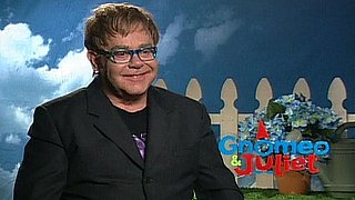Video of Elton John Talking About Gnomeo and Juliet