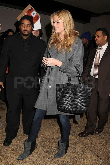 Pictures of Brooklyn Decker Signing Autographs at MTV's The Seven in NYC