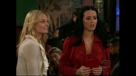Neil Patrick Harris Flirts With Katy Perry On How I Met Your Mother