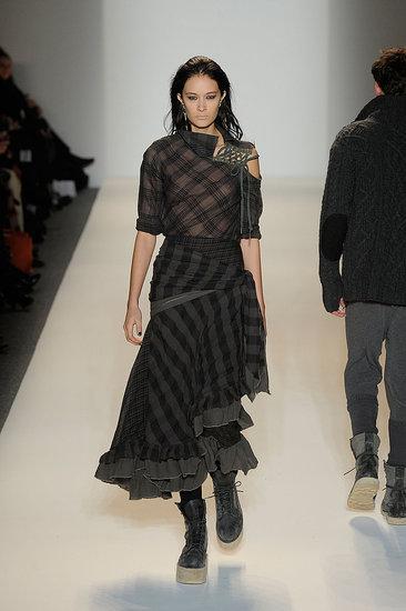 Fall 2011 New York Fashion Week: Nicholas K