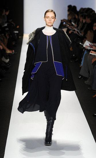 Fall 2011 New York Fashion Week: BCBG Max Azria