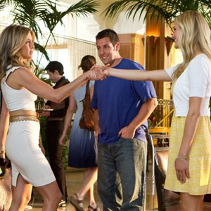 Just Go With It Movie Review Starring Jennifer Aniston, Adam Sandler, Brooklyn Decker and Nicole Kidman
