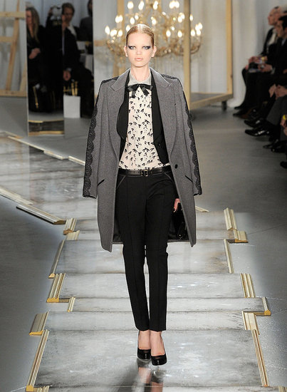 Fall 2011 New York Fashion Week: Jason Wu