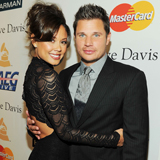 Nick Lachey and Vanessa Minnillo Interview