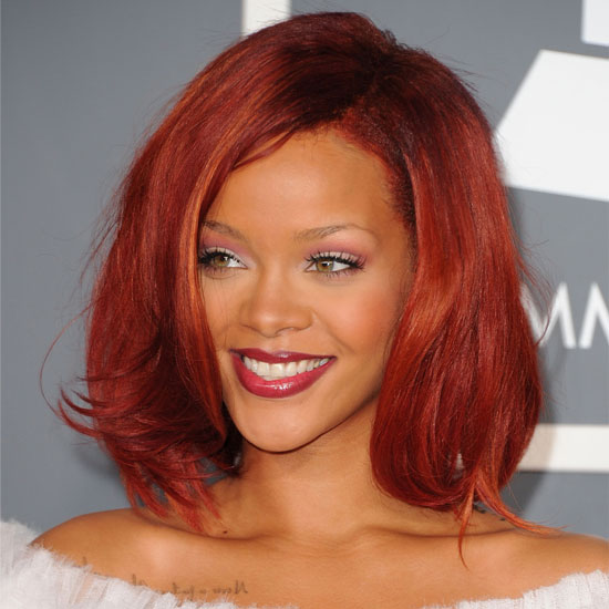 How to Style Your Hair Like Rihanna's at the 2011 Grammys