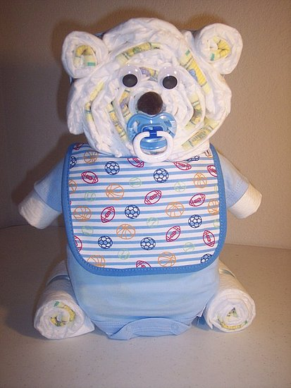 Diaper Bear