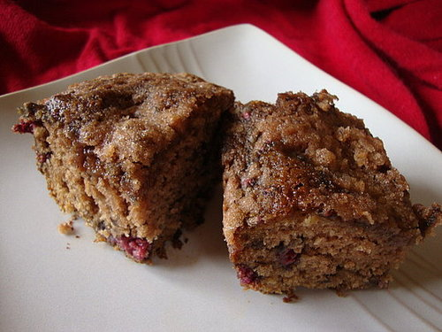 Raspberry Cake (and don't give away your heart. . . pan)!