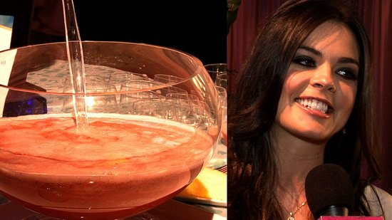 Katie Lee's Oscars Punch Recipe