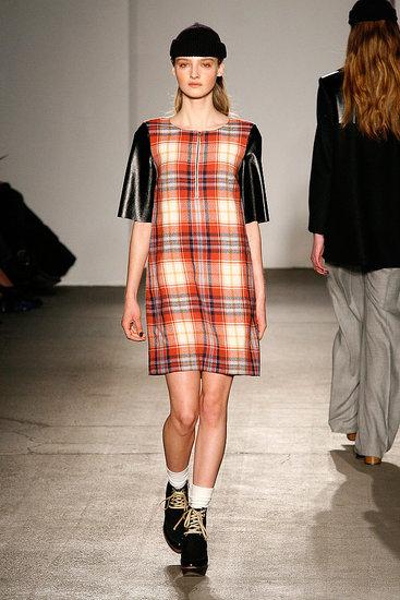 Fall 2011 New York Fashion Week: Karen Walker