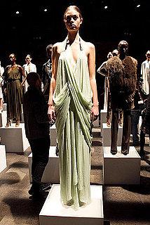 Fall 2011 New York Fashion Week: Halston 2011-02-15 19:57:14