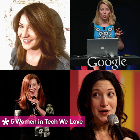 Women in Tech With the Best Jobs