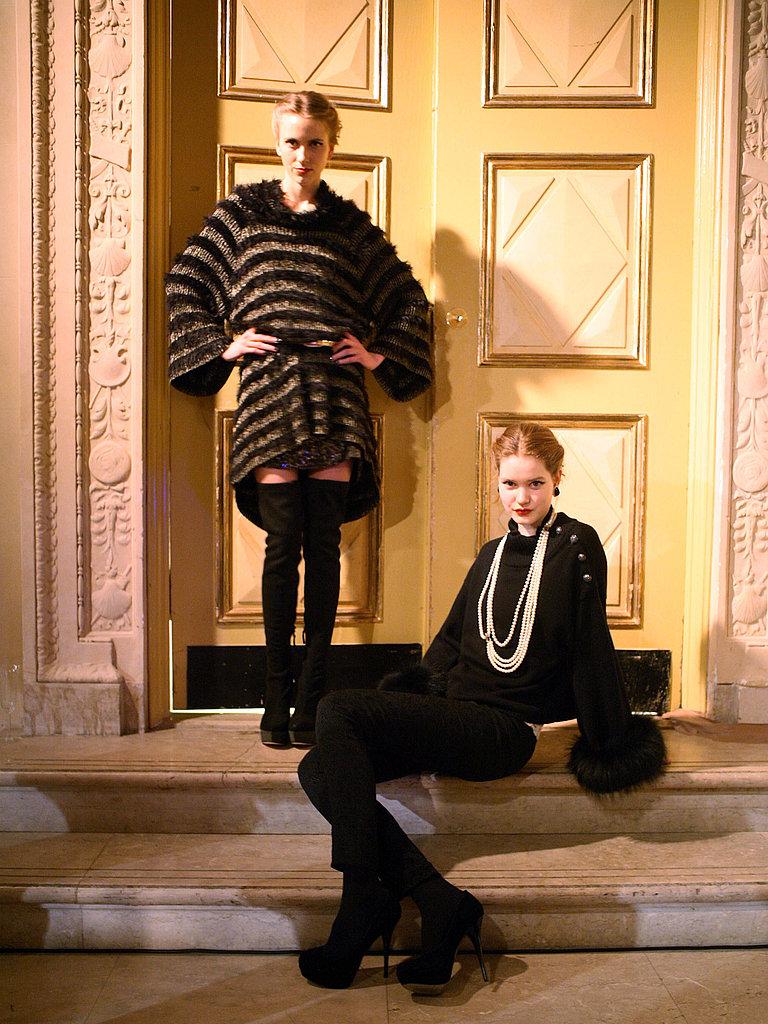 2011 Fall New York Fashion Week: Alice + Olivia