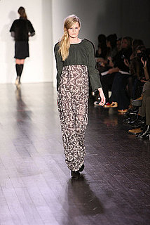Fall 2011 New York Fashion Week: Risto
