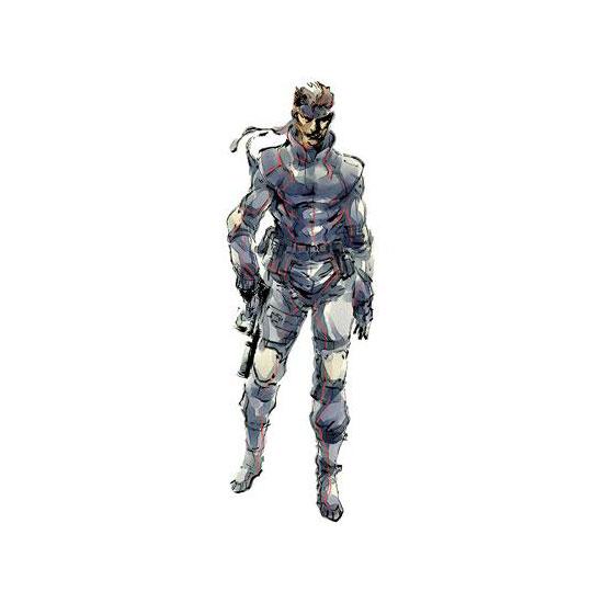 4. Solid Snake