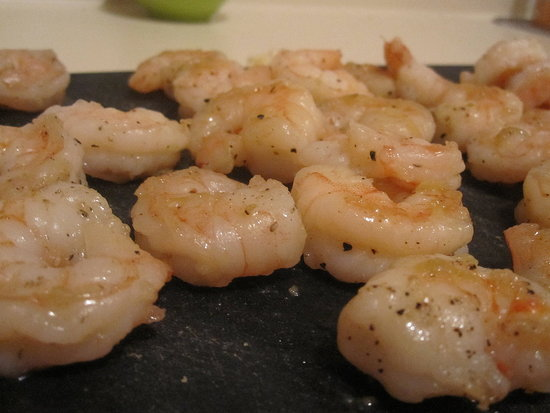 Shrimp Crostini Recipe 2011-02-18 10:30:55