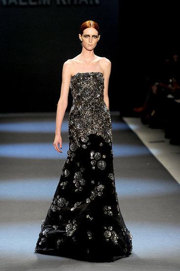 Fall 2011 New York Fashion Week: Naeem Khan