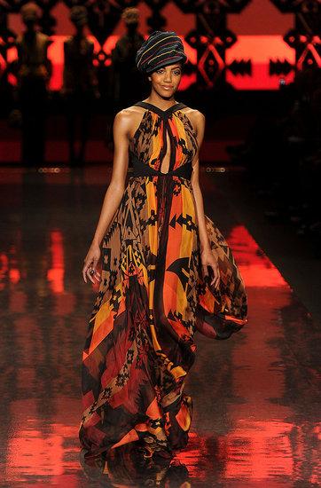 Fall 2011 New York Fashion Week: L.A.M.B.