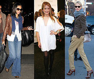 Celebrity Style at New York Fashion Week