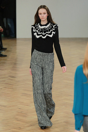 Fall 2011 London Fashion Week: Pringle of Scotland