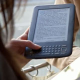 Newest Kindle Ad Seems Silly