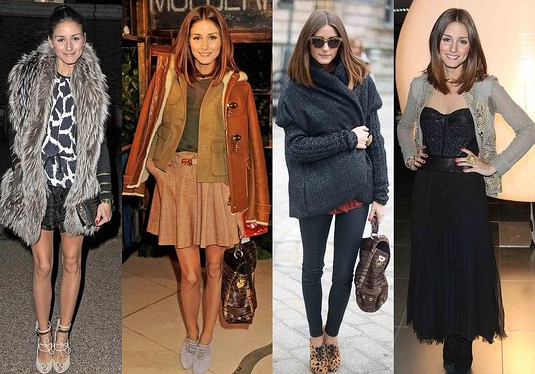 2011 AW London Fashion Week: Olivia Palermo Street Style