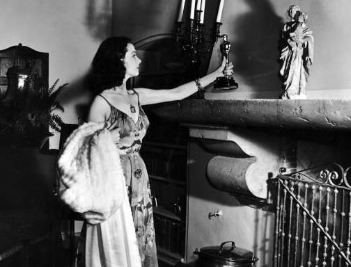 Vivien Leigh at the 1940 Academy Awards