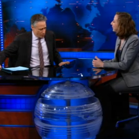 The Daily Show Takes on Planned Parenthood Defunding