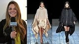 Poncho Trend at Rag & Bone, Alexander Wang, and Tommy Hilfiger at Fall 2011 New York Fashion Week