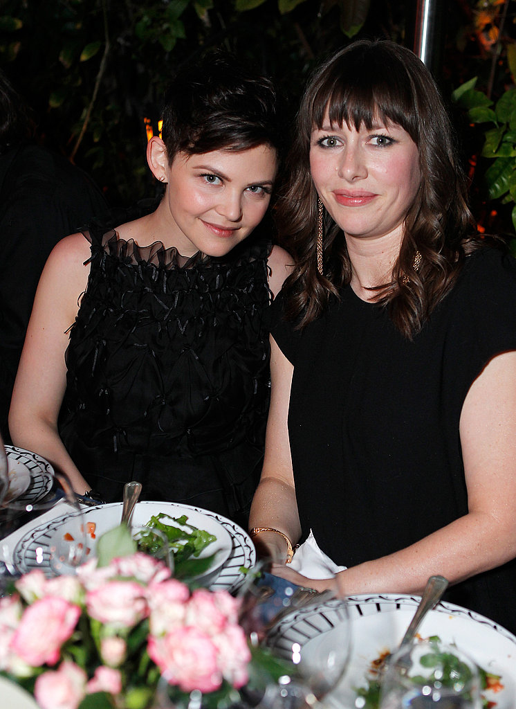 Anne, Halle, Olivier and More Toast the Oscars at a Dior Dinner