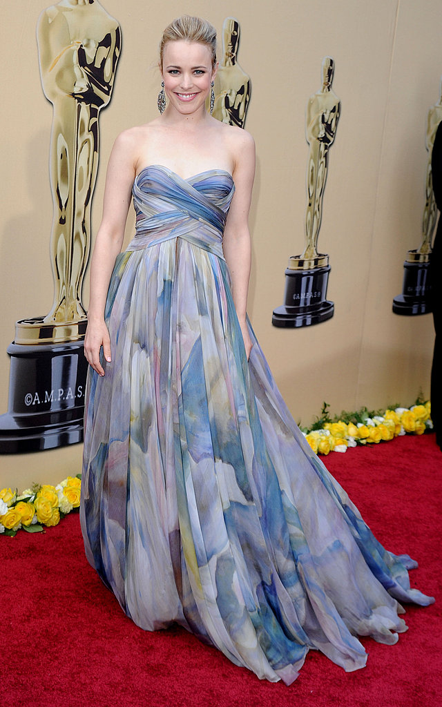 Rachel McAdams at the 2010 Academy Awards