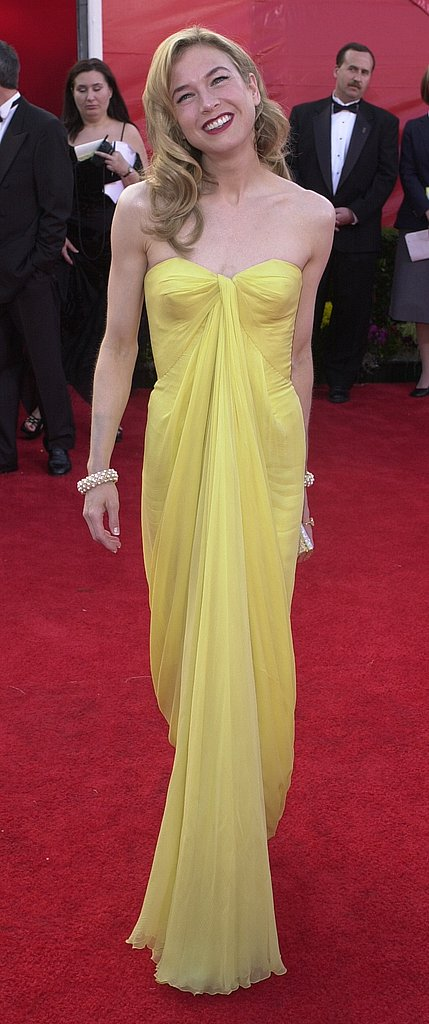 Renee Zellweger at the 2001 Academy Awards