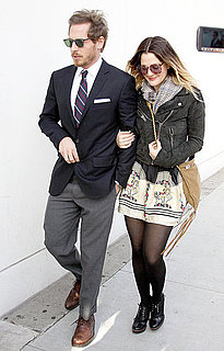 Pictures of Drew Barrymore and Rumoured New Boyfriend Will Kopelman