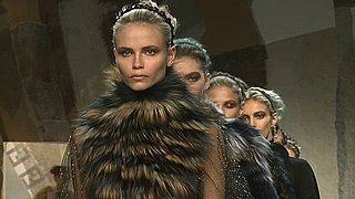 Fendi Fall 2011 Collection Milan Fashion Week