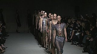 Christopher Kane Runway Fall 2011 London Fashion Week