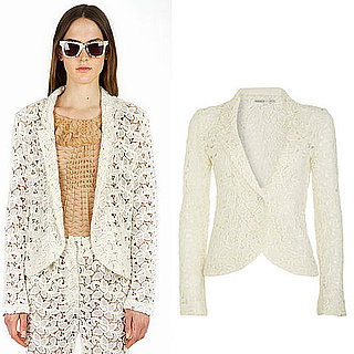 Spring 2011 Investment: Rodarte For Opening Ceremony's Lace Blazer