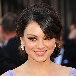 How to Get Mila Kunis's 2011 Oscars Hairstyle