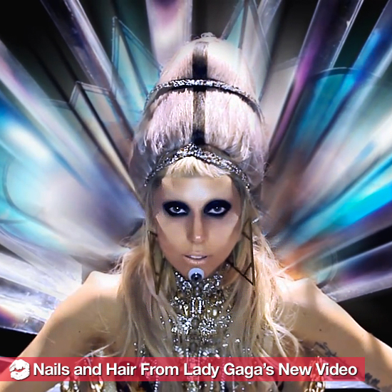 """Lady Gaga's New """"Born This Way"""" Video: All the Beauty Looks 2011-02-28 12:29:36"""